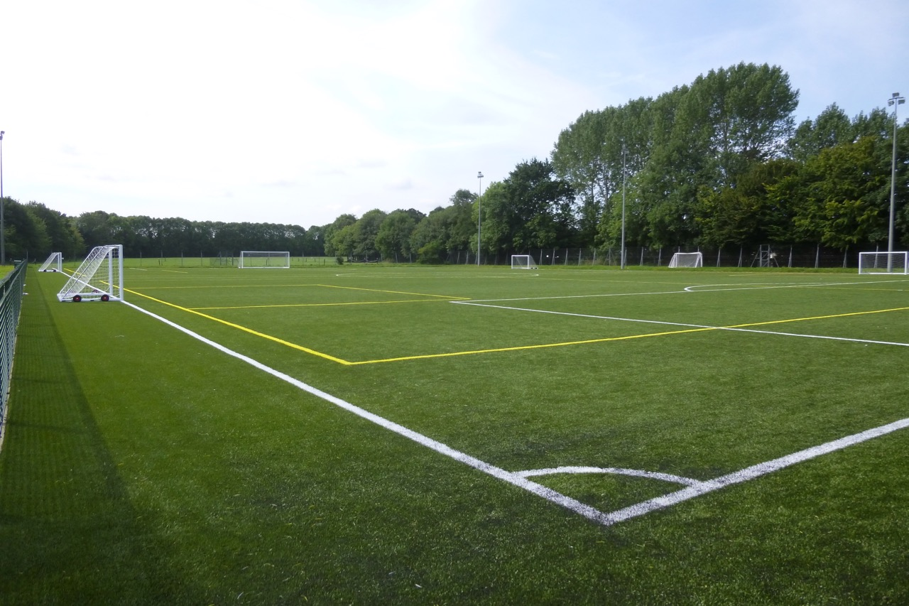 New 3g Synthetic Playing Pitches